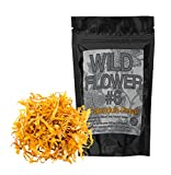 Dried Calendula Flowers, 100% Natural Organically Grown Herbal Leaves for For Homemade Tea Blends, Potpourri, Bath Salts, Gifts, Crafts, Wild Flower #6 (4 ounce)