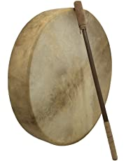 "First Nations Frame Drum - 15"" Round from World Drum Source"