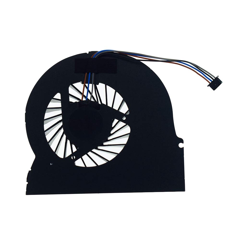 Rangale Replacement CPU Cooling Fan for HP Elitebook 8560W 8570W Series Laptop 690628-001 MF60150V1-C001-S9A