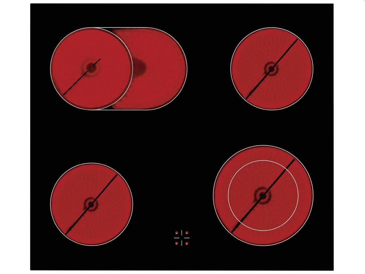 Oranier Horno Juego de 1 - 9906 01 empotrable Horno Ebh 9913 ...