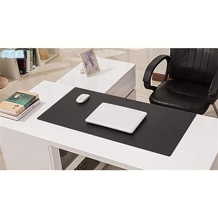 HONGHUAHUI Alfombrilla de ratón de escritorio Teclado para ...