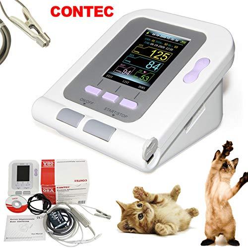 CONTEC08A-VET Digital Veterinary Blood Pressure Monitor NIBP Cuff,Dog/Cat/Pets