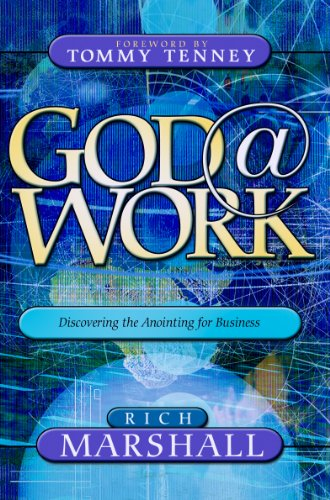 Godwork discovering the anointing for business kindle edition by godwork discovering the anointing for business by marshall rich fandeluxe Choice Image