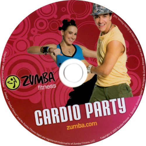 Zumba Fitness Cardio Party DVD