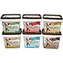 Gelato Classico Variety Pack (Pack of 6)