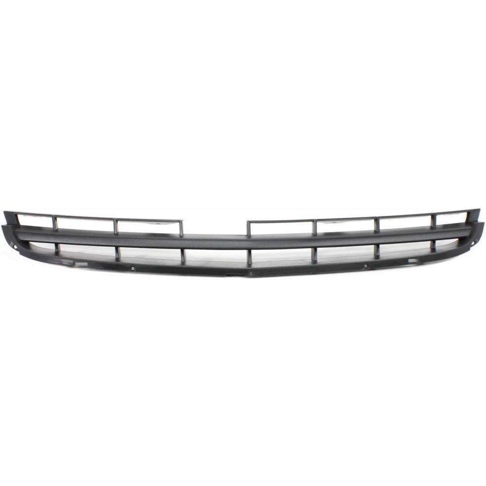CarPartsDepot 343-36114-12 Front Bumper Grille Insert Passenger Right NI1039101