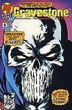 GRAVESTONE #1-7 complete zombie-super-hero series (GRAVESTONE (1993 MALIBU))