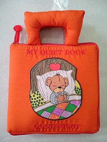 My Quiet Book Good Night Edition by Learning From A To Z