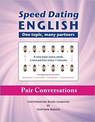 Learning english speed dating