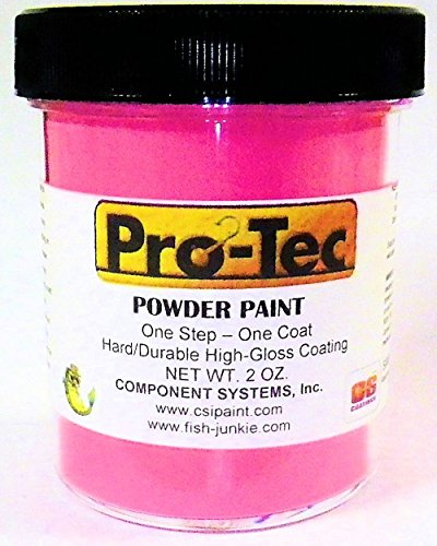 Pro-Tec Powder Jig Paint - UV Blast 2 oz. (Powder Paint Jigs)