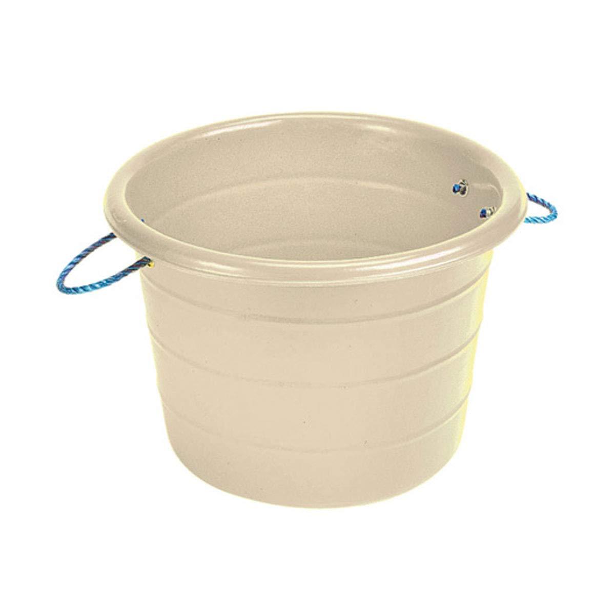 Stubbs Large Manure Bucket (One Size) (White)