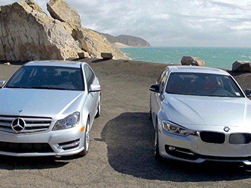BMW 328i vs Mercedes-Benz C250!