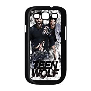 C-EUR Phone Case Teen Wolf Hard Back Case Cover For Samsung Galaxy S3 I9300