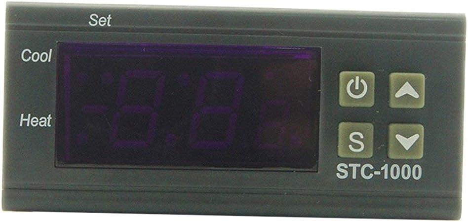 CAL Controls 3200 Temp Controller 24V AC//DC