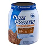 Pure Protein 23g Shake (Rich Chocolate, 28 oz Pack of 5)