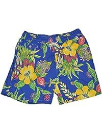 Polo Ralph Lauren Men's Floral Print Swim Shorts