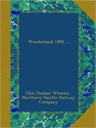 Book Wonderland 1900 ...