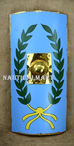 NauticalMart Roman Arena Shield - Smaller Size by NAUTICALMART