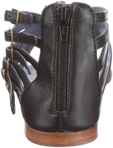 Coral Blue CB C 211009 CB C 211009 Damen Sandalen/Fashion-Sandalen Schwarz/Black