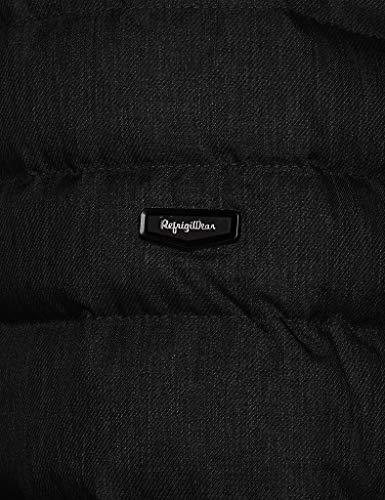 G06000 Doudoune Refrigiwear Collyn Manche Pour Noir Longue Femme nero pCqwFxdC