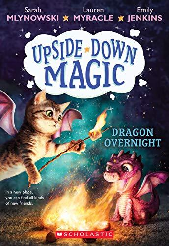 Dragon Overnight (Upside-Down Magic #4)