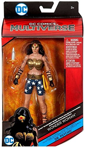 Revolving Music Box (DC Comics Multiverse Batman the Dark Knight Returns Wonder Woman Action Figure)