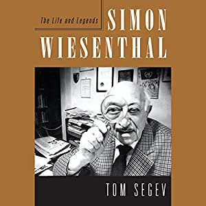 Simon Wiesenthal Audiobook