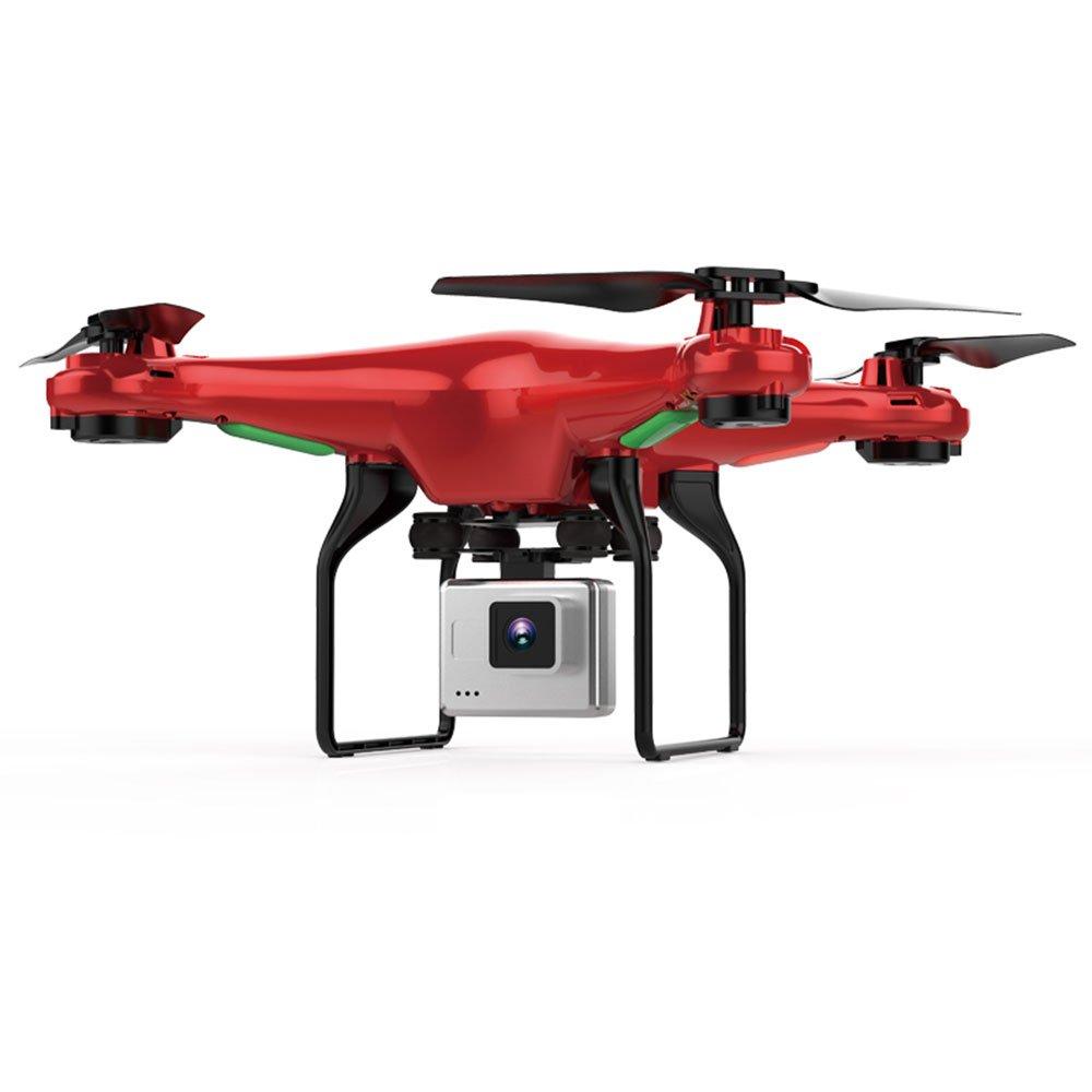 Hanbaili Control remoto mejorado L500 Drone Quadcopter Equipado con 2 megapíxeles de cámara Transmisión en tiempo real, retorno con un clic, parada de emergencia, Drone con Altitude Hold para Selfie
