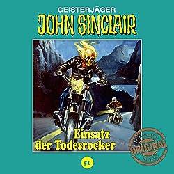 Einsatz der Todesrocker (John Sinclair - Tonstudio Braun 51)