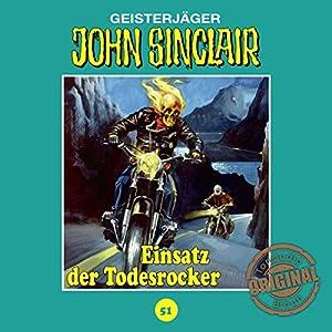 Einsatz der Todesrocker (John Sinclair - Tonstudio Braun 51) Hörspiel
