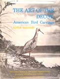 The Art of the Decoy, Adele Earnest and Outlet Book Company Staff, 0517097338