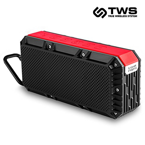 Travel Inspira V4.2 Portable Bluetooth Speaker,...