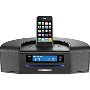 Teac SRL280IB Hi-Fi Table with CD and Radio (Discontinued by Manufacturer)
