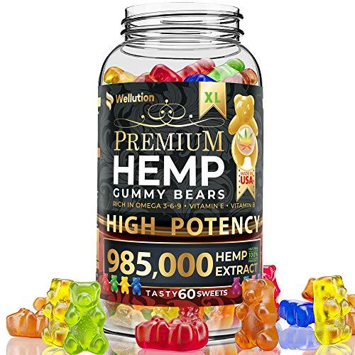 Hemp Gummies Premium 985000