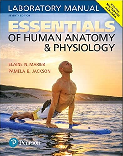 Amazon essentials of human anatomy physiology laboratory essentials of human anatomy physiology laboratory manual 7th edition 7th edition fandeluxe Images