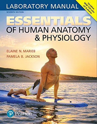 134424832 - Essentials of Human Anatomy & Physiology Laboratory Manual (7th Edition)