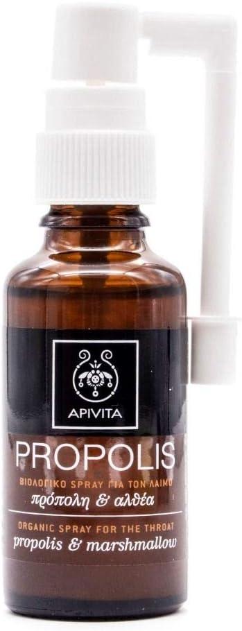 Apivita - Spray biológico para la garganta eucalipto & propóleo