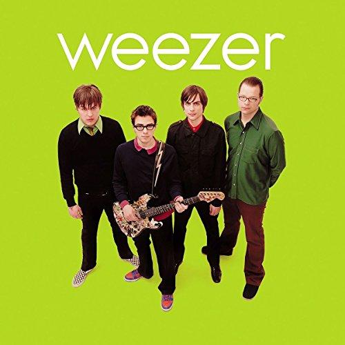 Vinilo : Weezer - Weezer (Green Album) (LP Vinyl)
