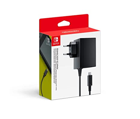 Nintendo - Adaptador De Corriente Switch: Nintendo: Amazon ...