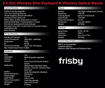 FRISBY MK54696G WINDOWS 8.1 DRIVER