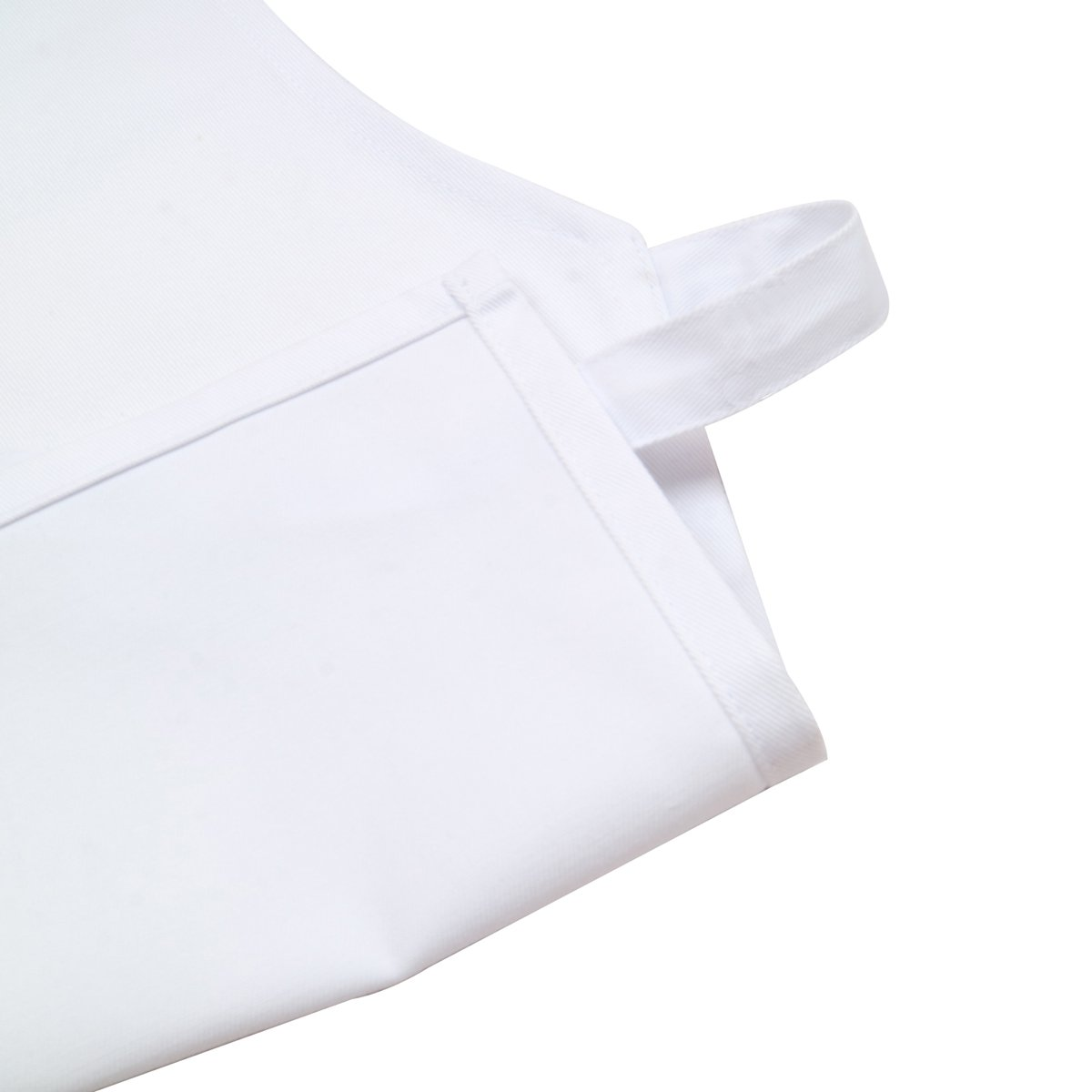3 pc-White Adult chef apron for cooking,baking,painting or decorating party