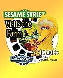 ViewMaster - Sesame Street - Sesame Street Visits the Farm - 3 Reels
