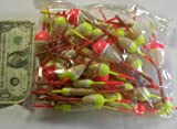 50 SPRING CASTING BALSA WOOD FLOATS CORKS, Outdoor Stuffs