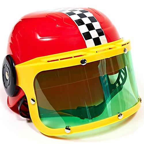 U S Toy USTH116 Racing Helmet product image