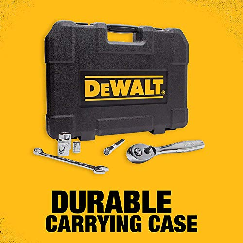 شراء DEWALT DWMT75049 Mechanics Tools Set (192 Piece)