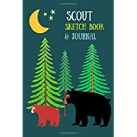 Scout Sketchbook & Journal: The perfect place to record scouts and cubs activities and adventures