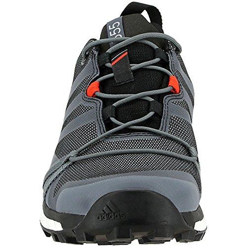 adidas Outdoor Herren Terrex Agravic GTX Schuh Vista Grau / Schwarz / Energie
