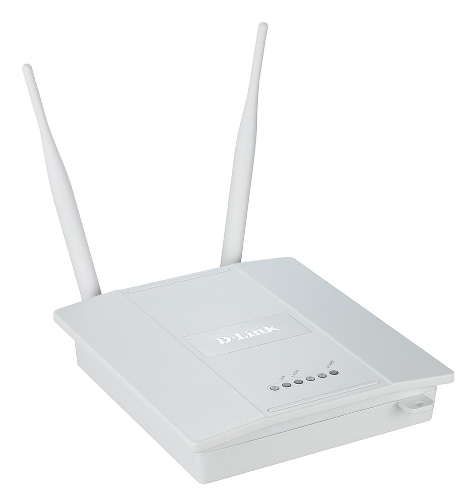 D-Link AirPremier N PoE Access Point with Plenum-rated Chassis (DAP-2360)