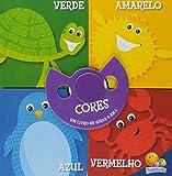 capa de Cores - Coleção Um Livro de Girar 4 em 1