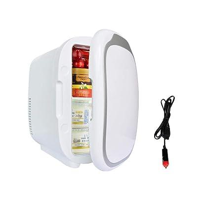 Sue-Supply Mini Frigorífico con Congelador, Minibar Pequeño, 6 ...